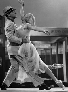 Cyd Charisse & Fred Astaire