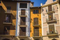 Graus, Huesca. by _aic_, via Flickr