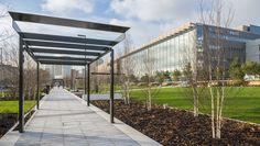 Eastside City Park, Birmingham, West Midlands, England  by Patel Taylor, Architects
