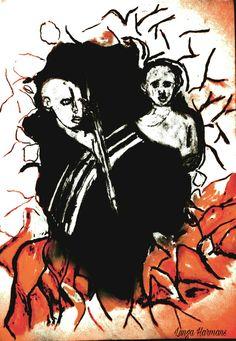 Ulwaluko Xhosa, Artwork, Fictional Characters, Work Of Art, Auguste Rodin Artwork, Artworks, Fantasy Characters, Illustrators