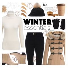 How To Wear What Are Your Winter Essentials Outfit Idea 2017 - Fashion Trends Ready To Wear For Plus Size, Curvy Women Over 20, 30, 40, 50