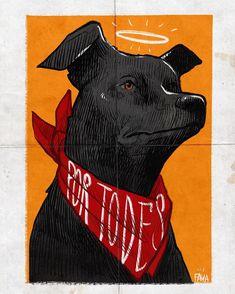 Negro Matapacos | El arte detrás de un símbolo de revolución social Xmas Cookies, Printable Stickers, Fantasy Creatures, Graffiti, Moose Art, Embroidery, Cool Stuff, Wallpaper, Drawings