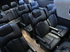 2014 Mercedes-Benz Sprinter. 6 Cylinder, 15 passenger ...
