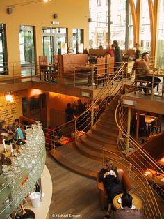 Horta Grand Café, Hopland, Antwerp