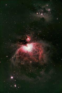 M42 - The Great Orion Nebula  Taken by Dejan Bešlija, Kyong-Hoe Kim on November 18, 2014 @ Sarajevo, Bosnia and Herzegovina