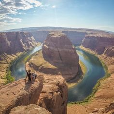 Hanging around at the amazing horseshoebend in arizona This washellip