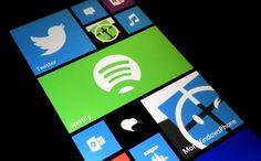 Spotify não irá descontinuar aplicação para Windows Phone