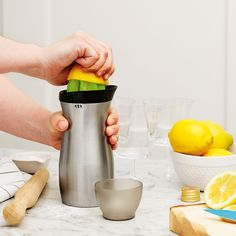 Show off to friends and family with this 4-in-1 Stainless Steel Cocktail Shaker!