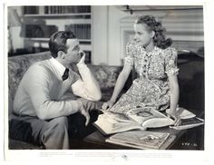 MONA FREEMAN, ZACHARY SCOTT original movie photo 1945 DANGER SIGNAL | Entertainment Memorabilia, Movie Memorabilia, Photographs | eBay!