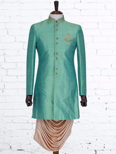 Don't Just Pin Get It In Your Wardrobe. Jayashree Garments We Build Custom Bespoke As Well As Made to Measure Garments Suits, Blazer's, Royal Sherwanis And Our Speciality Is Mass Production Of School/College's Uniforms Sherwani Groom, Mens Sherwani, Wedding Sherwani, Mens Kurta Designs, Blouse Designs, Groom Outfit, Groom Dress, Kurta Men, Indian Groom Wear