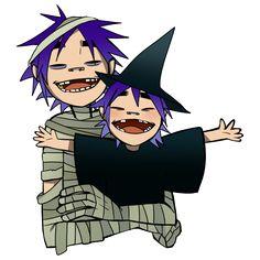 """rancidpepper: """" happy halloween! """""""