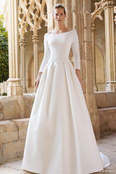 Raimon Bundo 2015 Wedding Dresses — Natural Bridal Collection | Wedding Inspirasi