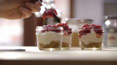 Cheesecake (Gâteaux au fromage) sans cuisson | Cuisine futée, parents pressés