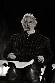 """From: https://www.facebook.com/media/set/?set=a.113149982092115.17451.100001913407898&type=3/  Giuseppe Verdi - Rigoletto/ """"RIGOLETTO FROM  MANTUA"""" / PHOTO: Cristiano Giglioli /  Rigoletto - Placido Domingo; Gilda - Julia Novikova; Duke of Mantua - Vittorio Grigolo; Sparafucile - Ruggero Raimondi; Maddalena - Nino Surguladze/ directed by Marco Bellocchio/ RAI National Symphony Orchestra conducted by Zubin Mehta/ RAI TV 2010."""