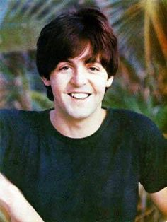 Paul McCartney,my 16 year old crush