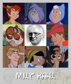 Milt Kahl