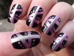 Tutorial Nail Art – Taped Manicure - Tentazione Unghie