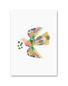 Peace Dove Giclée Print by KittyMcCall $24