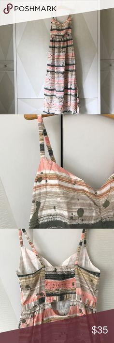 Nümph cotton maxi dress 34 Like new. 100% cotton. Will best fit XS-S Nümph Dresses Maxi