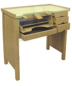 Standard Work Bench - want this for jewelry making!