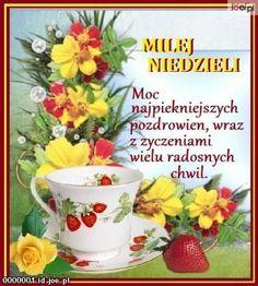 Good Morning Funny, Morning Humor, Mugs, Tableware, Henna, Facebook, Quotes, Polish, Sunday