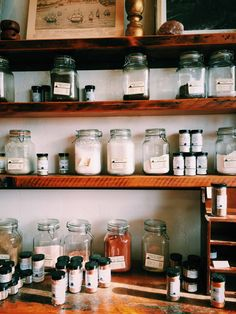 Oaktown Spice Shop, Oakland CA |A Brown Table