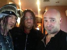 """David Draiman, well known as the lead singer of the multi-platinum Hard Rock band Disturbed, tops the detections-based Active Rock Chart with """"Vilify"""" – the fir"""