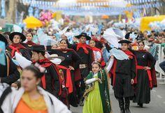Perfil.com | Fotogaleria | Una multitud festeja la vigilia del Bicentenario en todo el país | Foto 10