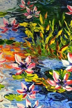 Impressionist paintings by Alexandre Renoir are avaliable at Park West Gallery's online auctions! Click now to collect this beautifully textured artwork. Impressionist Paintings, Impressionism, Floral Artwork, Renoir, Art Auction, Online Art, Park, Gallery, Art Floral
