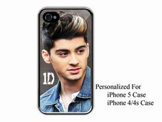 iPhone 4/4s Case  Zayn Malik Cool Face 1D One by NiceFaceShop, $15.00