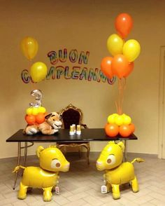 Puppy Mylar Balloon