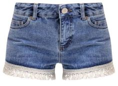 Miss Selfridge Short Vaquero Blue shorts ropa vaquero short Selfridge Miss Blue Noe.Moda