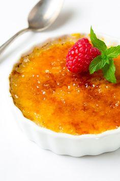 Crème Brûlée - Cooking Classy