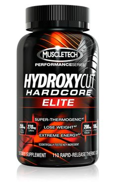 Hydroxycut MuscleTech