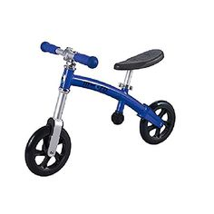 Bypass training wheels by teaching balance from the start with Micro's lightweight easy to ride balance bike the 'G Bike +'. It's a bike without pedals or chains that toddlers propel with their feet...