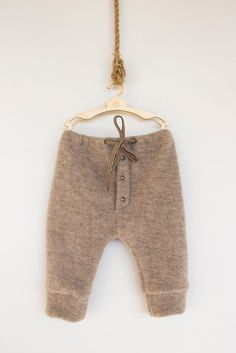 MANOKO! Great merino wool baby trousers!!!