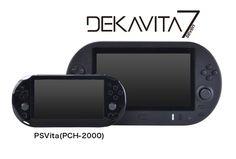 DekaVita 7 - PS TV LCD Screen