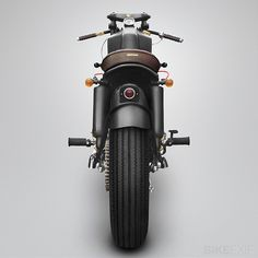 Yamaha XS650 by Thrive Motorcycles
