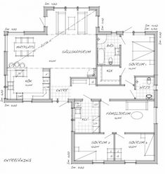 Sims House, House Floor Plans, Architecture Design, Villa, Layout, House Design, Flooring, How To Plan, Interior Design