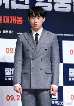 Kim Sang, Double Breasted Suit, Suit Jacket, Entertainment, Suits, Jackets, Fashion, Down Jackets, Moda
