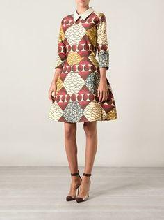 Stella Jean 'patrizia' Dress - Twist'n'scout - Farfetch.com