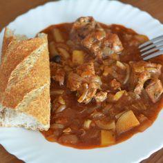 Slow Cooker Hungarian Goulash