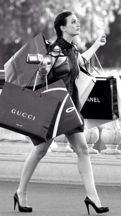 If i was a rich girl, that would soooo be me!