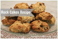 Rock Cakes Recipe