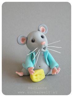 ZUCKERWELT: Eine kleine, graue Maus Mehr