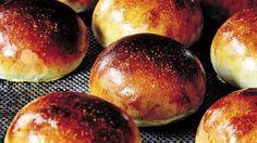 Teboller fra Meyers Bageskole