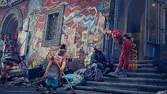 MPC - Richard Fearon Grades Terry Gilliam's 'The Zero Theorem' at Technicolor