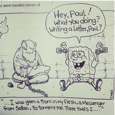 Paul's thorn