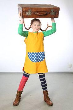 Kostenlose Verkleidung Pippi Langstrumpf Zum Basteln Karneval