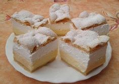 Mini Pastries, Homemade Pastries, Hungarian Desserts, Hungarian Recipes, Cream Cheese Pastry, Cookie Recipes, Dessert Recipes, Pastry Display, Pastry Design